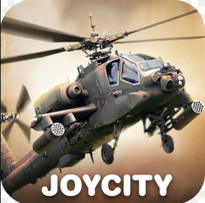 Gunship Battle Helicopter Mod APK